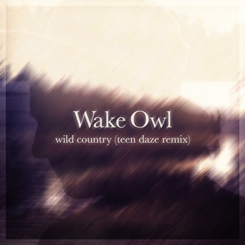 Wake Owl - Wild Country (Teen Daze Remix)