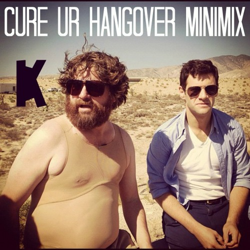 CURE UR HANGOVER MINI MIX