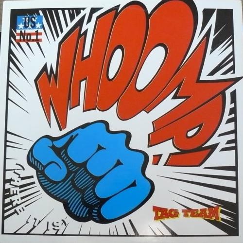 TagTeam/Eurythmics - Whoomp Dreams (Tux n Anger)