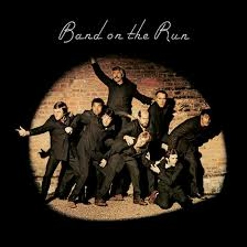 Wings - Band on the Run.