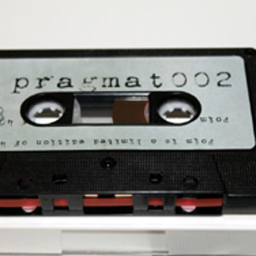 Pragmat#002  poim - various artists compilation