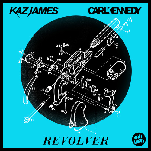 Kaz James & Carl Kennedy - Revolver (Pete Tong Essential Mix Rip)