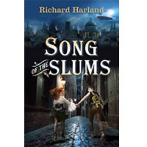 Richard Harland reading an extract of 'Song of the Slums'