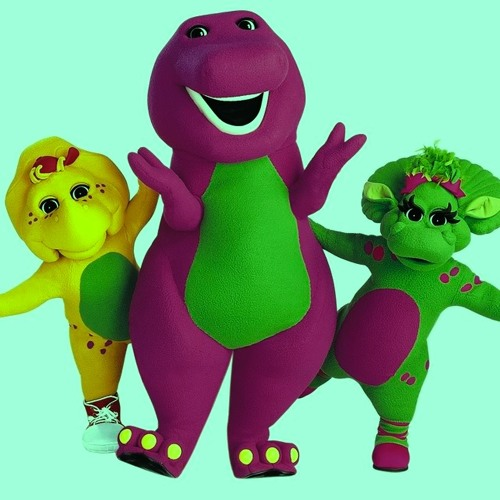 Barney Theme Song(SAYMYNAME's Bacon Trap Remix)