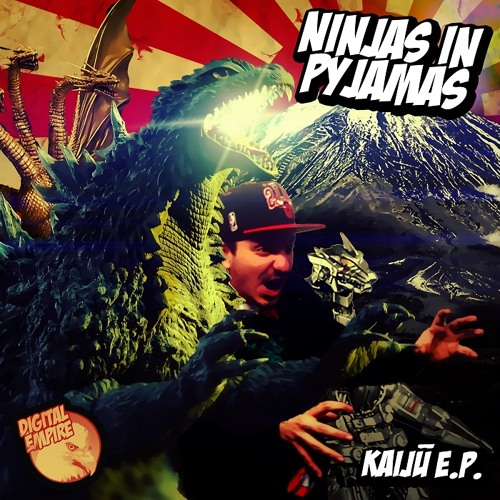 DER0028: Ninjas In Pyjamas - Kaiju EP oUT NOW