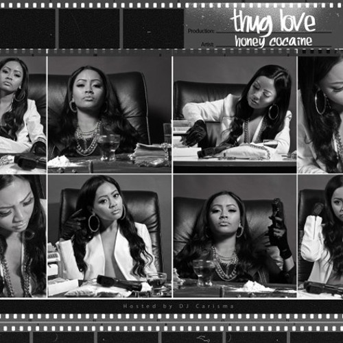 16-Honey Cocaine-Me N My Toolie