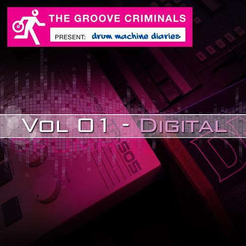 Drum Machine Diaries Vol 01 - Digital - Demo 02