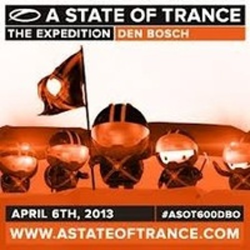 Second Sine - White House (John Askew @ ASOT 600 Den Bosch)