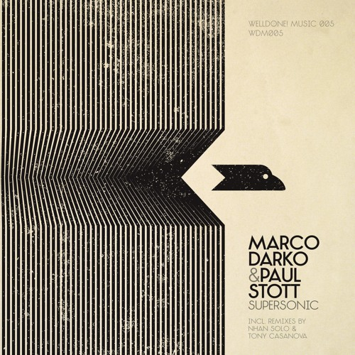 MARCO DARKO & PAUL SCOTT- Supersonic (NHAN SOLO´S Love Is Supersonic Dub)