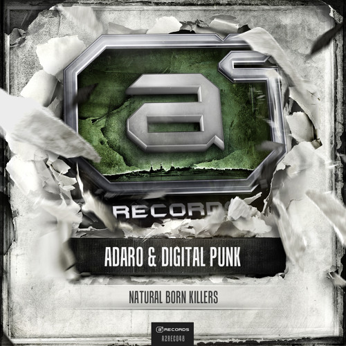 Adaro & Digital Punk - Natural Born Killers (#A2REC048 preview)