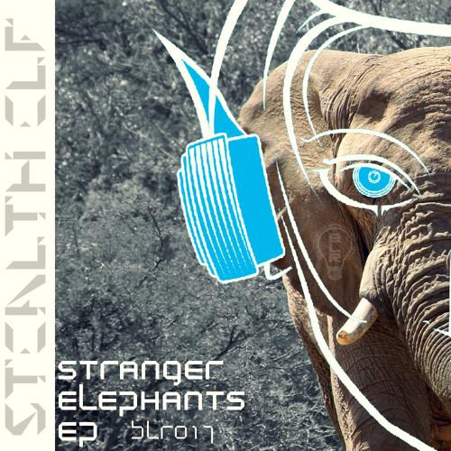 Stealth Elf ft. Emma Spencer - Stranger In The Past [BLR017 'Stealth Elf - Stranger Elephants' EP]