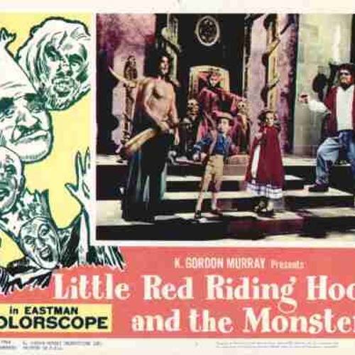 DSA - Little red riding hood and the monsters