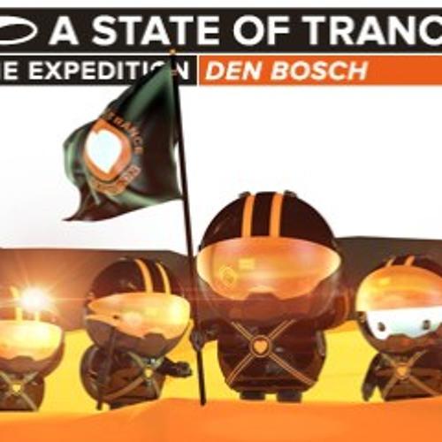 KhoMha Live @ ASOT 600 Den Bosch - 06.04.2013