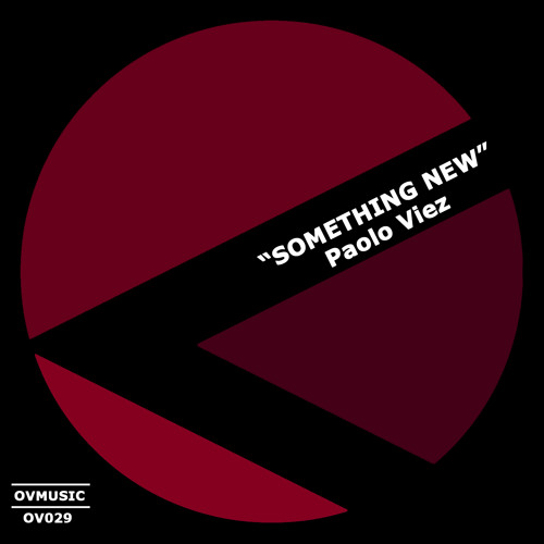 OUT NOW ON BEATPORT - Paolo Viez - Something New.