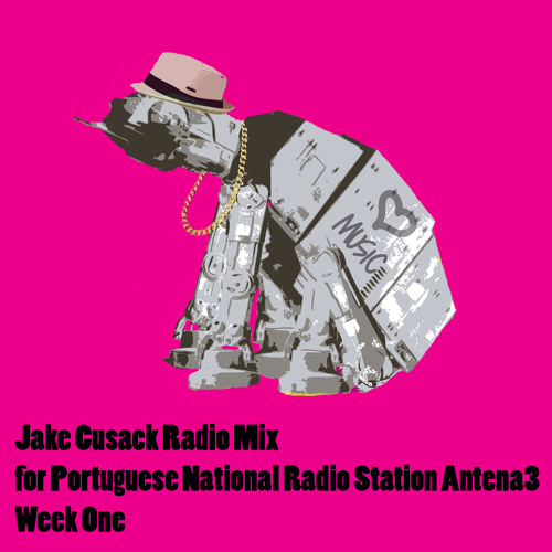 Jake Cusack Radio Mix for the Alfredo Seixo Show