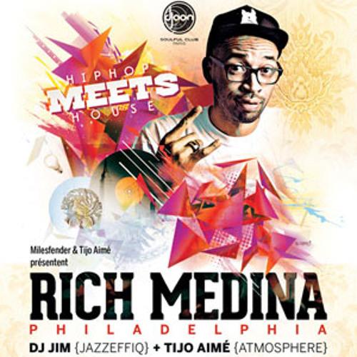 Rich Medina @ Meets, Djoon, Friday April 5th, 2013