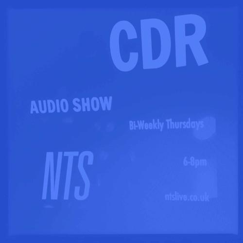 CDR AUDIO SHOW 04-04-2013