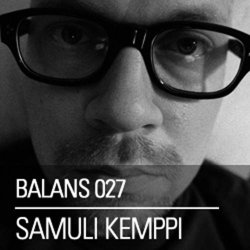 BALANS027 - Samuli Kemppi