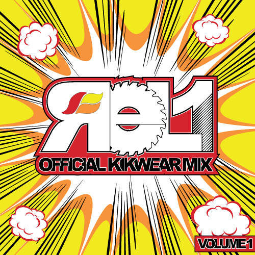 REL1 - OFFICIAL KIKWEAR DJ ANNOUNCEMENT MIX