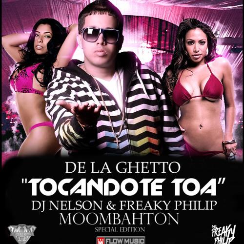 De La Ghetto - Tocandote toa (Dj Nelson & Freaky Philip Moombahton Special Edition)
