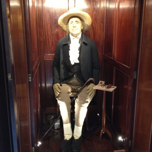 Sounds of UCL: Inside Jeremy Bentham's booth