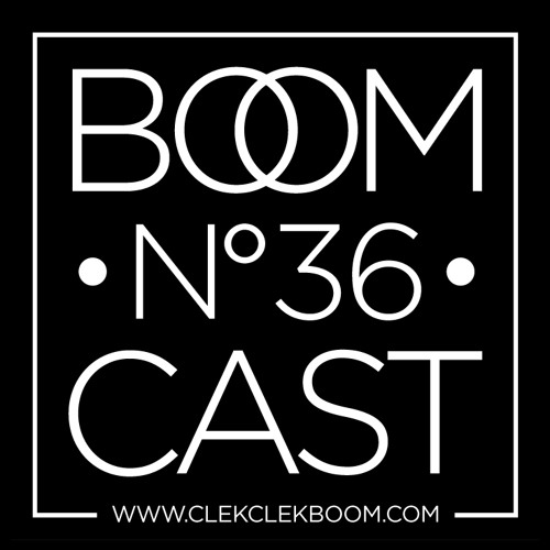 THE BOOMCAST #36 • MinistreX / Kode9 B2B Scratcha DVA (Hyperdub, UK)