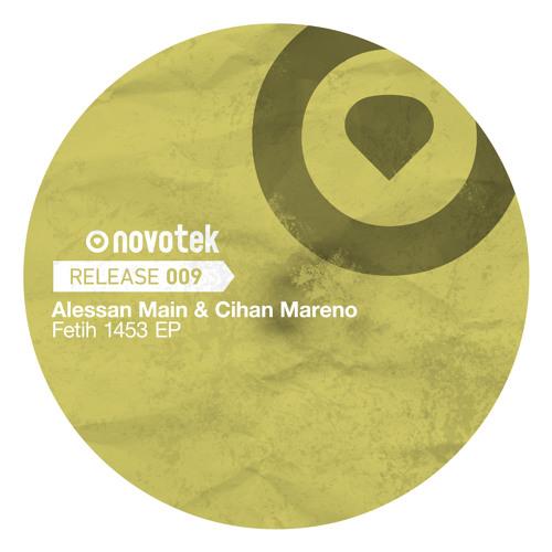 NOVOTEK 009 - Alessan Main & Cihan Mareno - Eclipse (Original Mix)