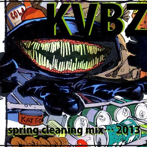 KVBZ Spring Cleaning Mix 2013