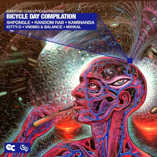 4. Kitty D - Weather the Times **Euphonic Conceptions Exclusive**