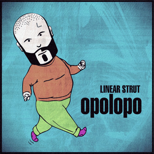 FREE download: OPOLOPO - Linear Strut (linear composition experiment)