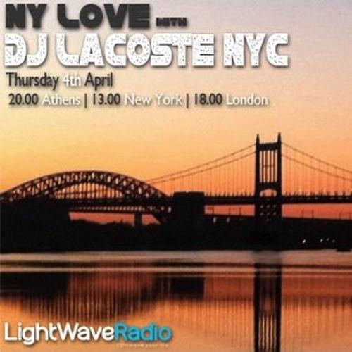 Lacoste NYC Light Wave Radio 002