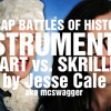 Epic Rap Battles of History - Mozart vs. Skrillex Instrumental (pre rap version)