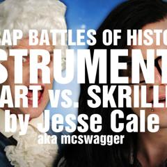 Epic Rap Battles of History - Mozart vs. Skrillex Instrumental (pre rap version)