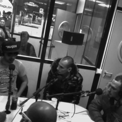 "Freestyle Radio ""Dostan & Tony Warrior"""