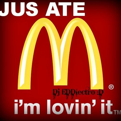 Dj EDDlectro - Jus Ate Mcdonalds Mix ~