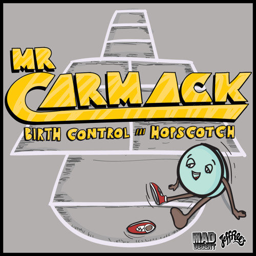 "Mr. Carmack - Birth Control / Hopscotch 12"" Preview (RELEASE DATE APRIL 11th)"