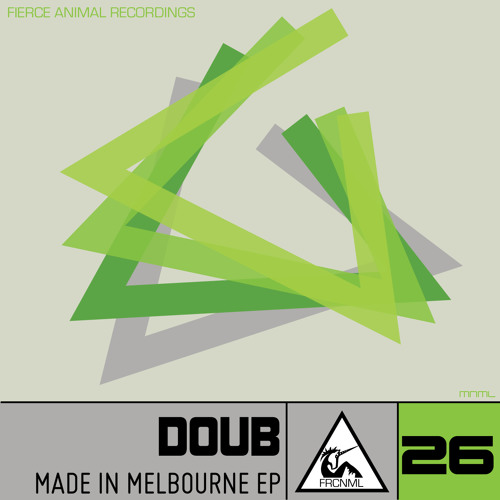DOUB - Made In Melbourne (Original Mix) Preview