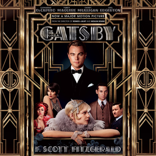 The Great Gatsby by F. Scott Fitzgerald, Narrated by Jake Gyllenhaal - Editor's Pick (#10)