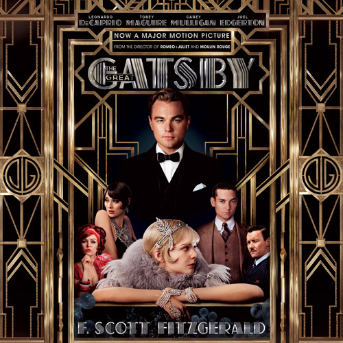 The Great Gatsby by F. Scott Fitzgerald, Narrated by Jake Gyllenhaal - Editor's Pick (#8)