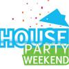 PeterSerra press. 100% Party House Weekend