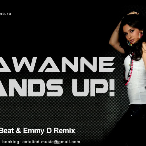 RAWANNE - Hands UP! ( Andrew Beat & Emmy D Remix )