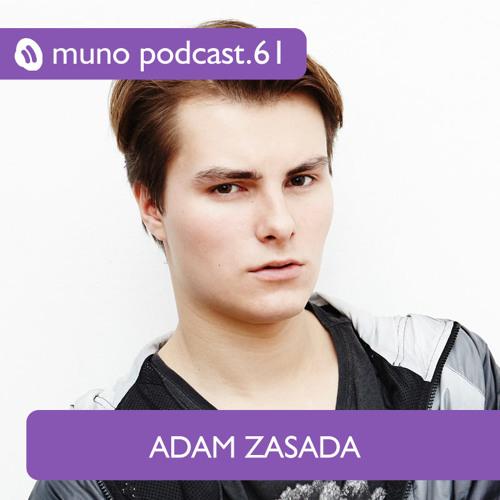 Muno Podcast 61 - Adam Zasada