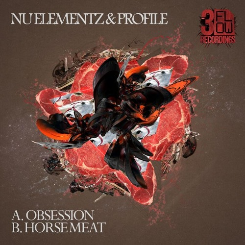 NU ELEMENTZ & PROFILE-HORSE MEAT[RELEASED 9/12/13 ON 3FLOW]