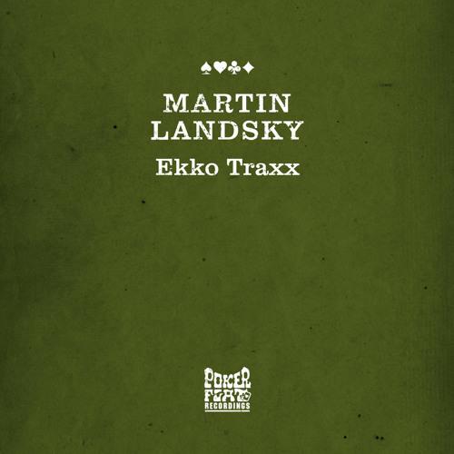 Martin Landsky - ET1