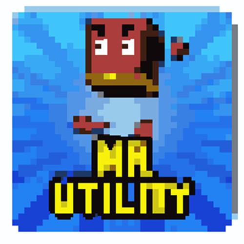 Mr.Utility - Level Dungeon -REMAKE 8 Bit -