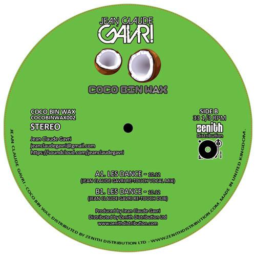 Jean Claude Gavri COCOBINWAX002