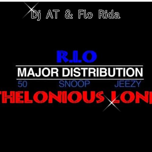 DJ-AT-Thelonious london Distribution 2013MIX 50cent ft.Major&FloRida.JenniferLopez feat.SnoopDog.RIO