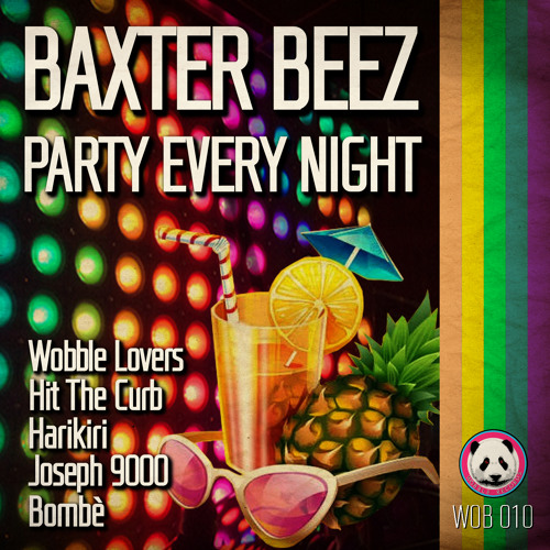 Baxter Beez - Party Every Night (Joseph 9000 Remix)
