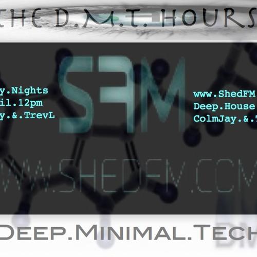 The D.M.T April Show On ShedFm.com