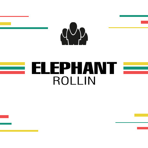 elephant - rollin